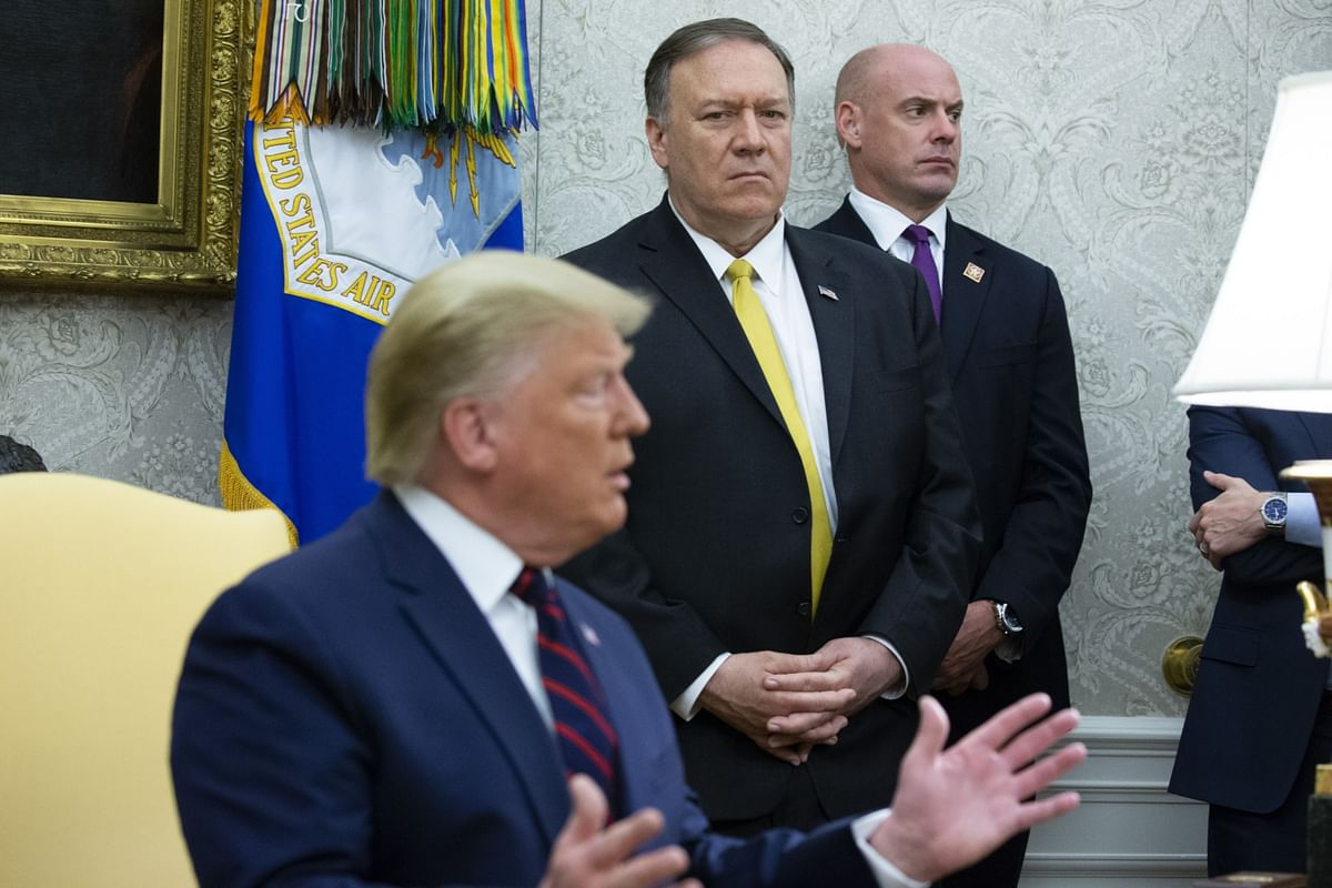 How Trump Planned the Drone Strike With a Tight Circle of Aides