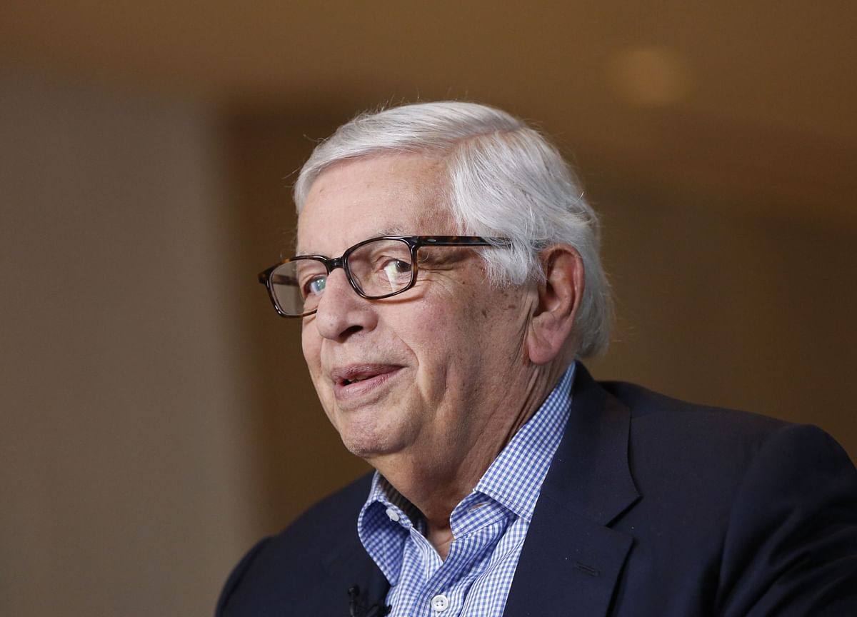 David Stern, Who Reshaped NBA Into Global Powerhouse, Dies at 77