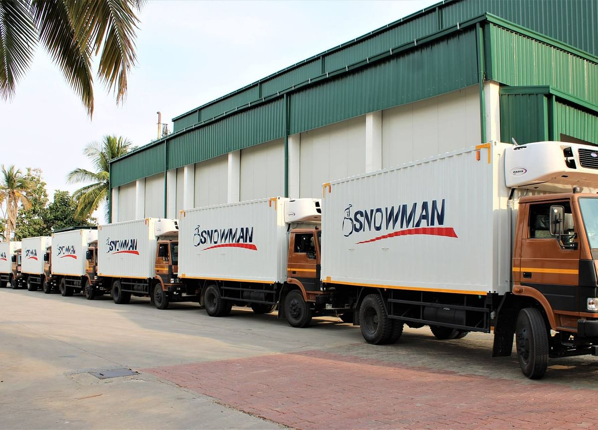 Snowman Logistics Announces Opening Of Open Offer On Stake Buy By Adani Logistics