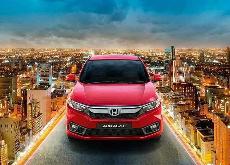 Honda Amaze BS-VI Variant Launched, Prices Start At Rs 6.09 Lakh