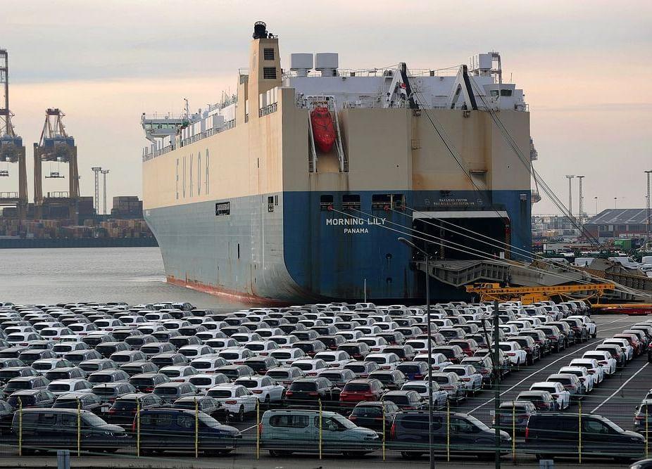 U.S.-Europe Trade Spat Risks Flare-Up Over Cars, Digital Tax