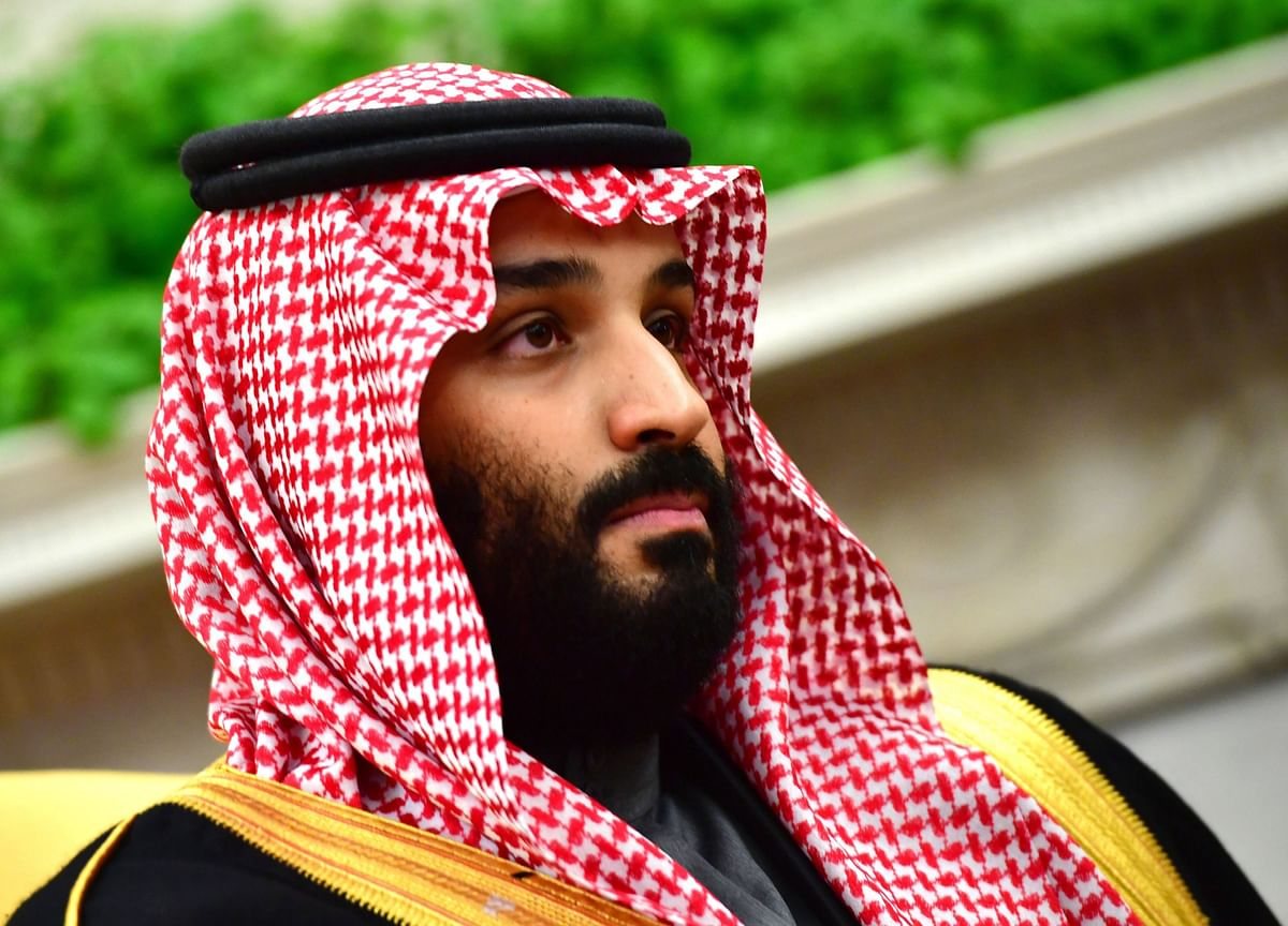 Bezos Hack Claim Clouds Start of Big Year for Saudi Crown Prince