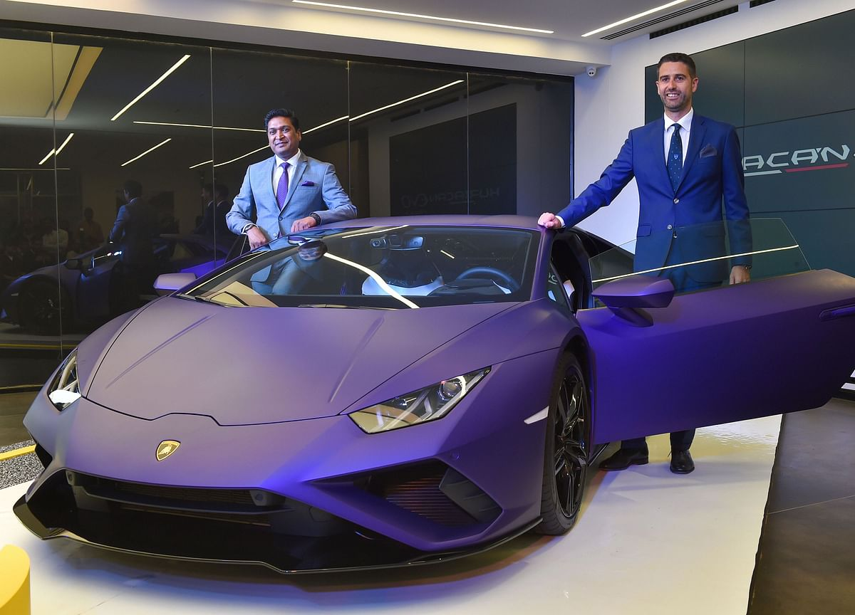 Lamborghini Expects Double-Digit Sales Growth In India In 2020
