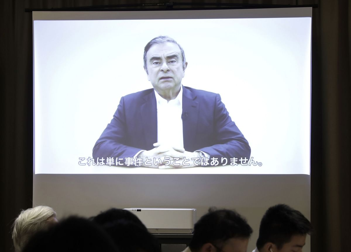 Carlos Ghosn's Drama Is Much Better Than Netflix