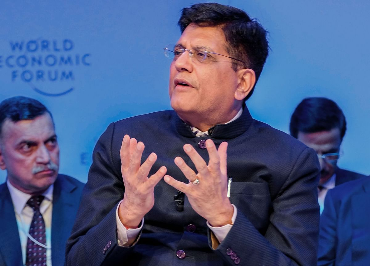 Davos 2020: If I Were Not A Minister Today, I Would Be Bidding For Air India, Says Piyush Goyal
