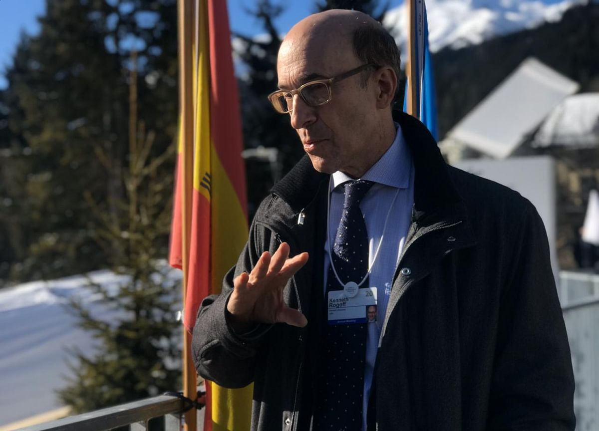 Davos 2020: Kenneth Rogoff Says India Has Potential To Grow 7-8%; Sees China's Growth At 3% In Next Decade