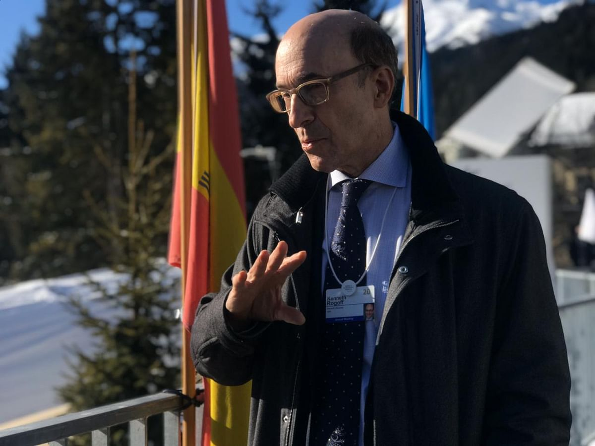 India Has 'Potential To Grow 7-8% For A Long Time', Unlike China: Rogoff