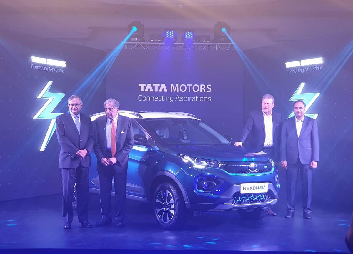 N Chandrasekaran's One-Tata Plan Gets Going With Tata Nexon EV