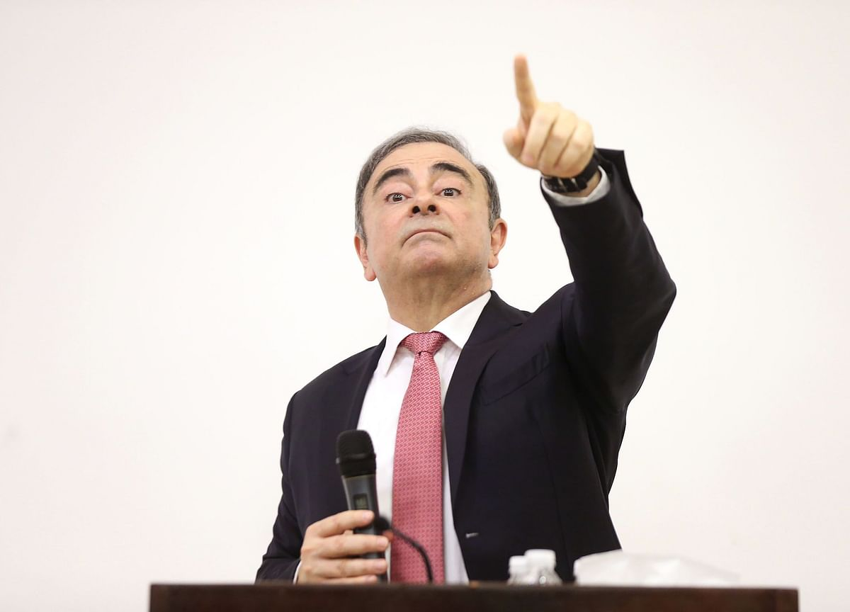 The Ghosn Brand Is Broken. These Spin Doctors Say How to Fix It
