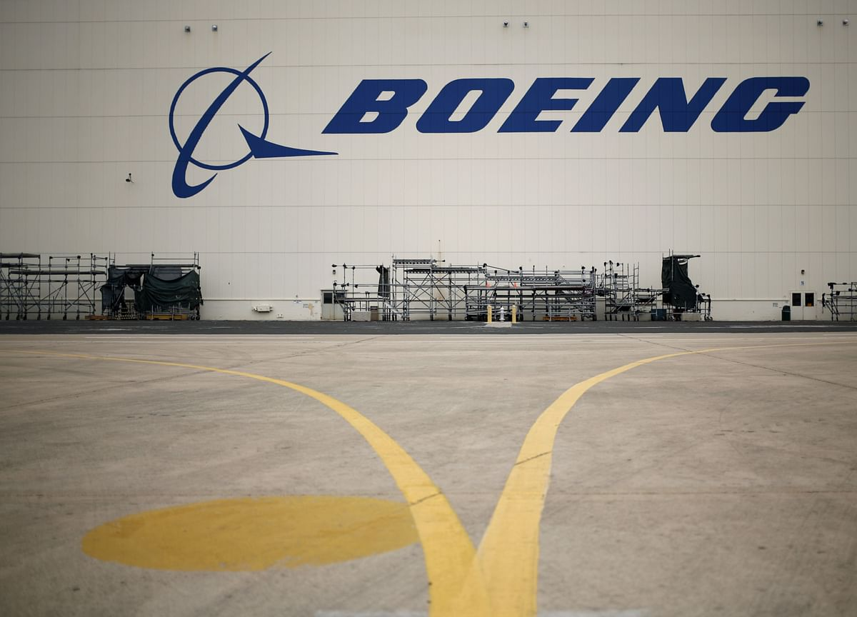 Boeing Is Way Behind Airbus in Race for China's Next Big Order