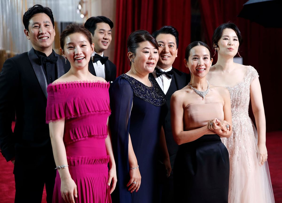 'Parasite' Oscars Say a Lot About South Korea