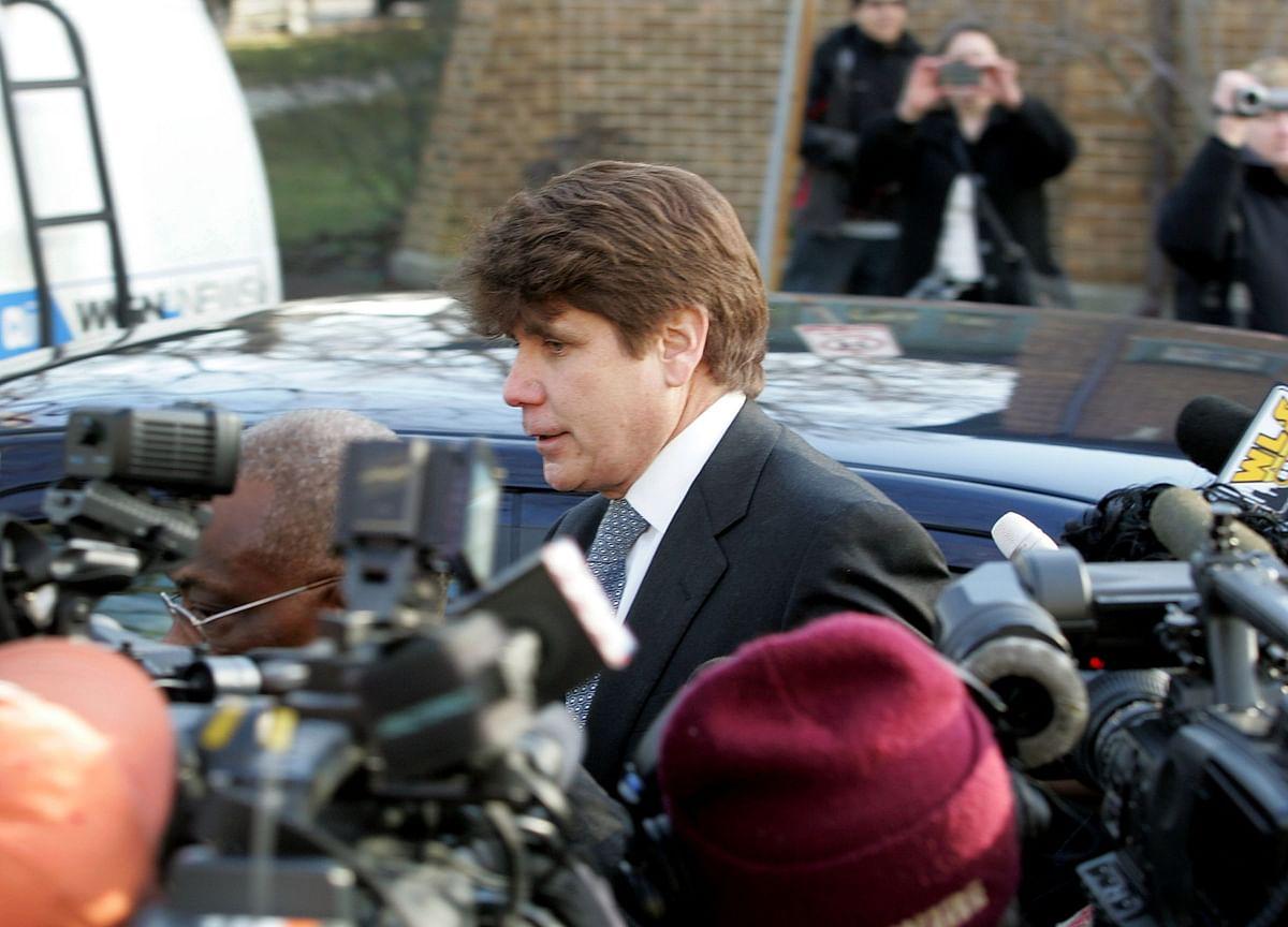 Trump Releases Blagojevich From Prison, Pardons Financier Milken