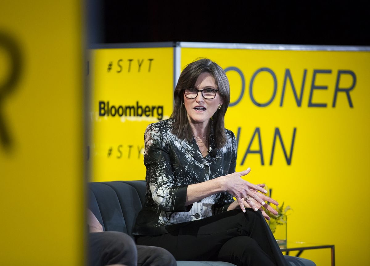 Cathie Wood, the Best Investor You've Never Heard Of