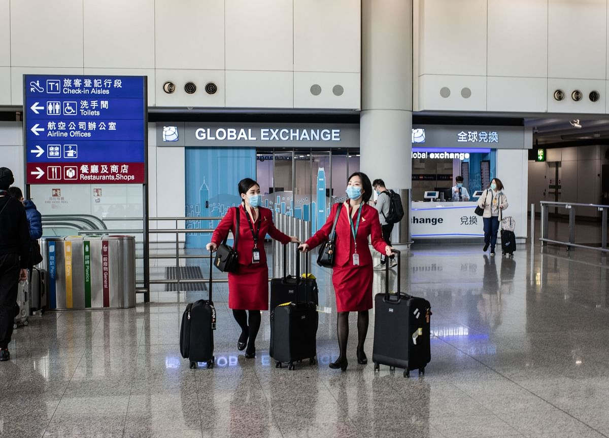 China Lashes Out at Countries Restricting Travel Over Virus