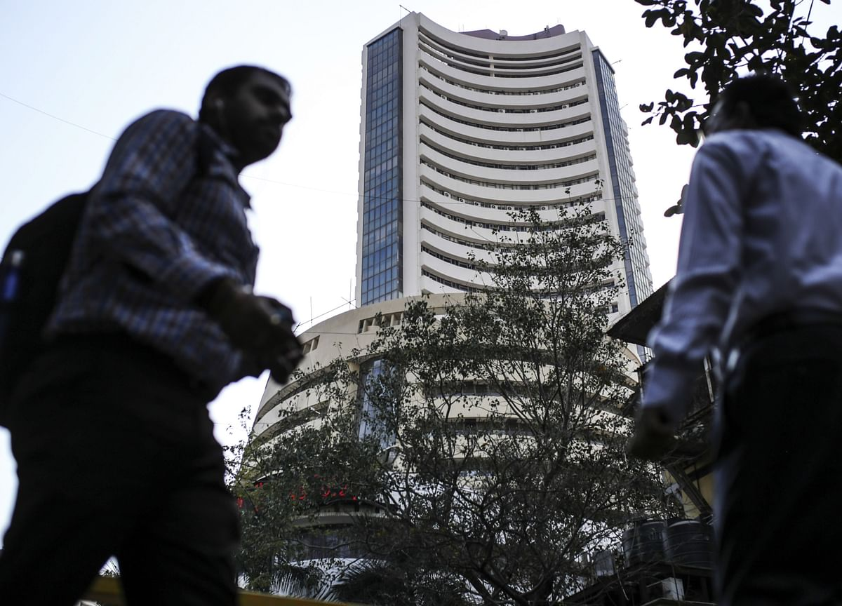 Sensex, Nifty Snap Two-Day Losing Streak As RIL, HDFC Lead