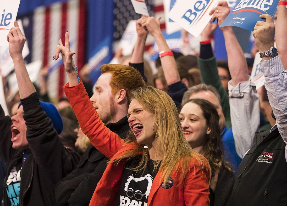 Sanders Wins New Hampshire Democratic Primary Over Buttigieg