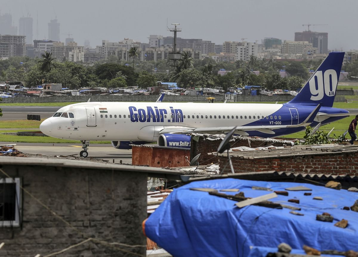 GoAir's Ahmedabad-Bengaluru Flight Catches Fire During Takeoff, All Passengers Safe
