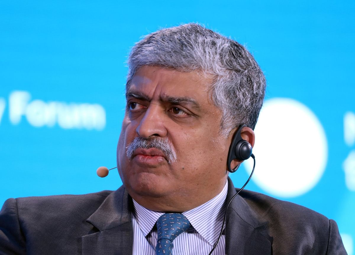 Artificial Intelligence-Based Systems To Help More SMEs Get Access To Credit: Nandan Nilekani