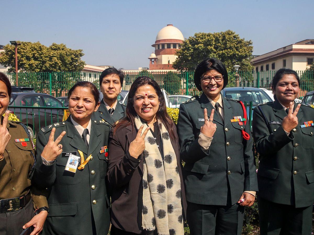 Supreme Court Dumps Modi Government's Plea, Allows Women To Lead Army