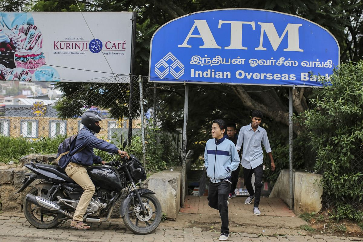Indian Overseas Bank Q3 Results: Loss Widens As  Provisions Spike