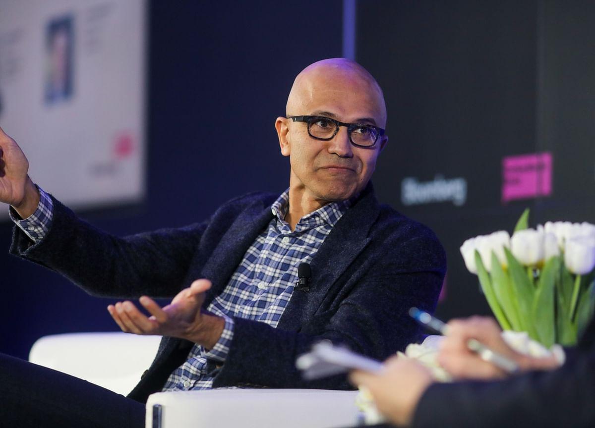 Microsoft Sets Up Engineering Hub In Noida Ahead Of Satya Nadella's India Visit
