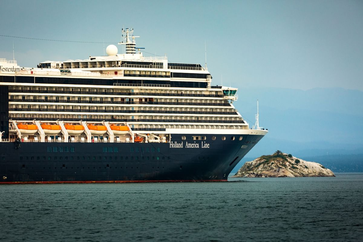 Cruise Ship Rejected by Five Ports Runs Out of Options