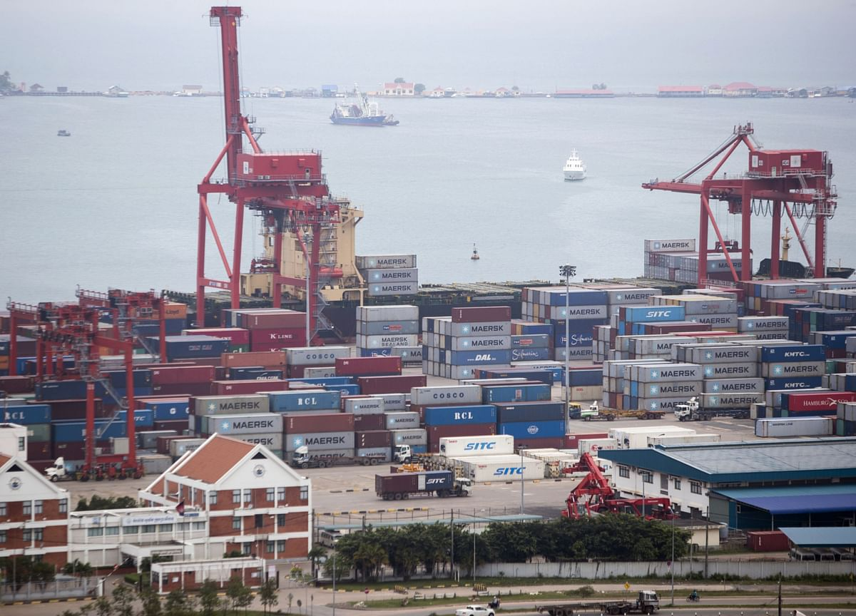 EU Hits Cambodia With Trade Sanctions Over Rights Breaches