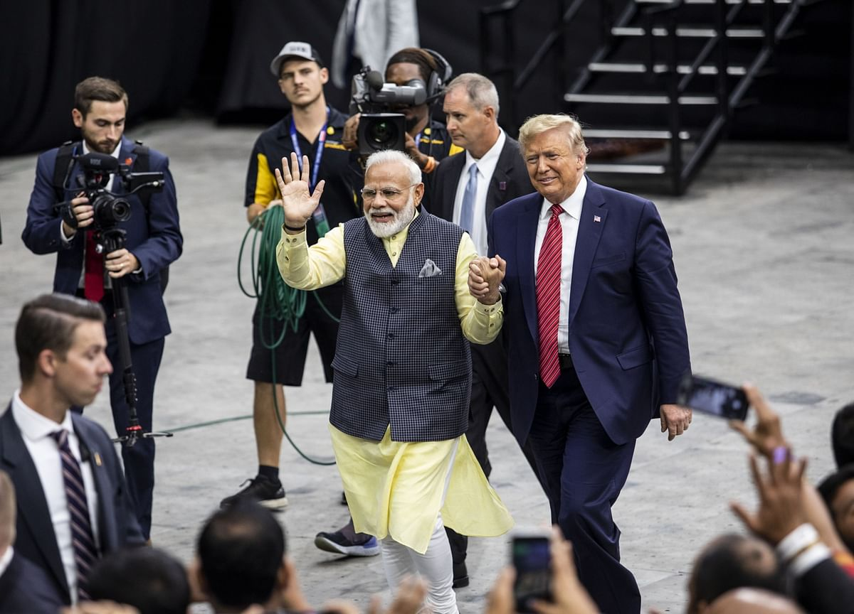 Talks On India-U.S. Trade Deal On In Full Swing Ahead Of Trump's India Visit