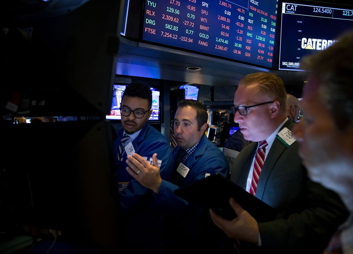 U.S. Stocks Retreat After Torrid Run; Bonds Rise: Markets Wrap