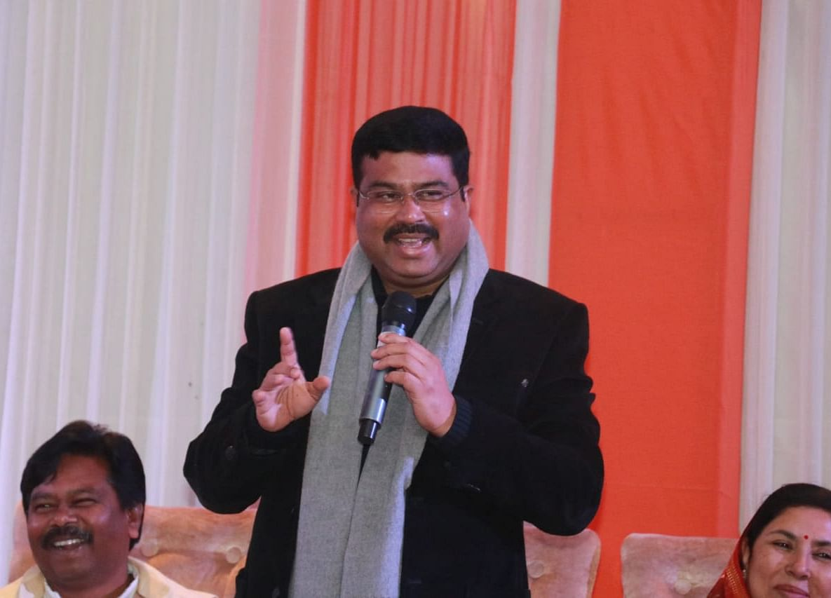 LPG Coverage Reaches 96.9% As On Jan. 1: Oil Minister Pradhan