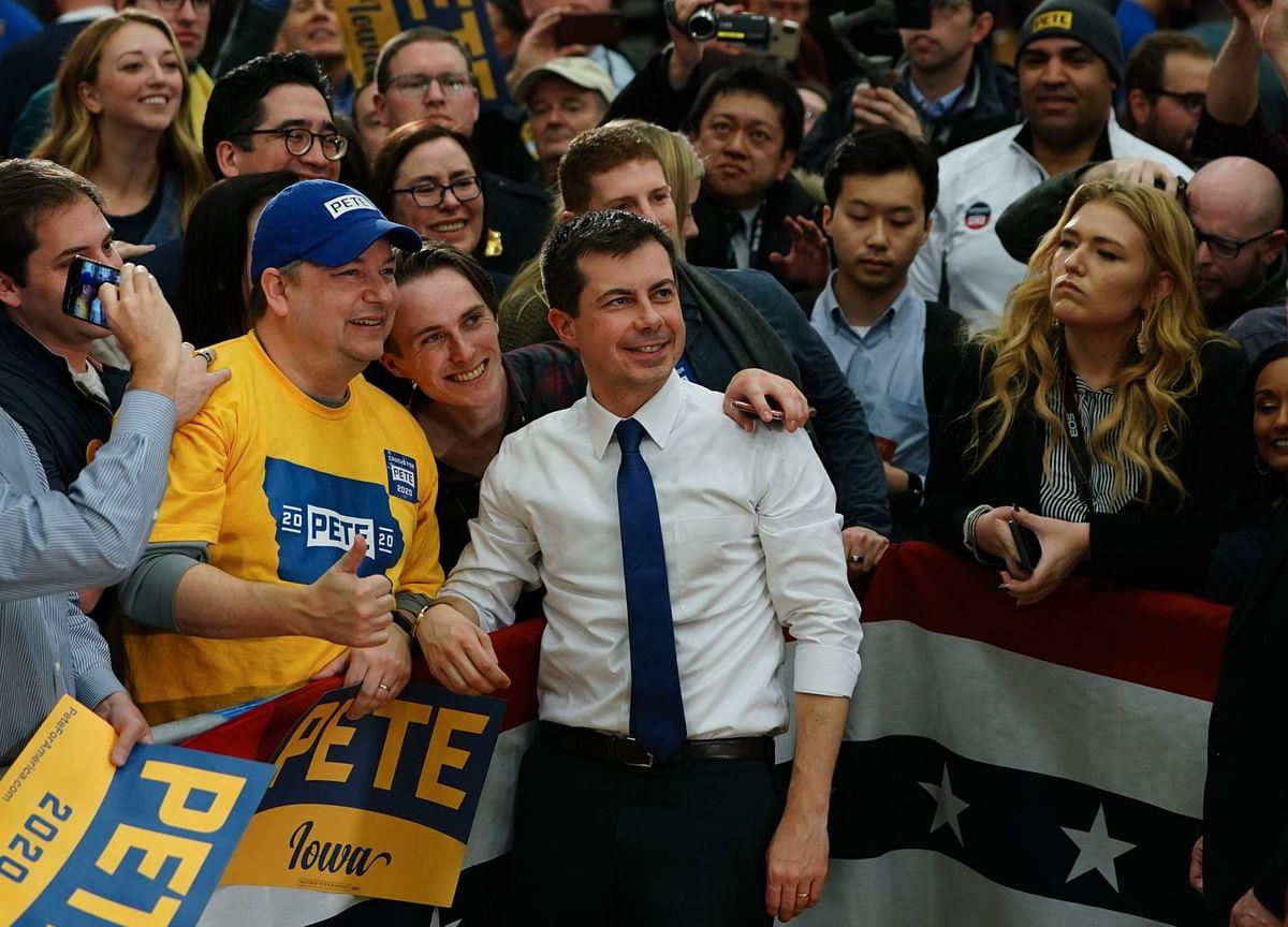 Buttigieg Holds Thin Lead in Iowa With 100% of Precincts Tallied
