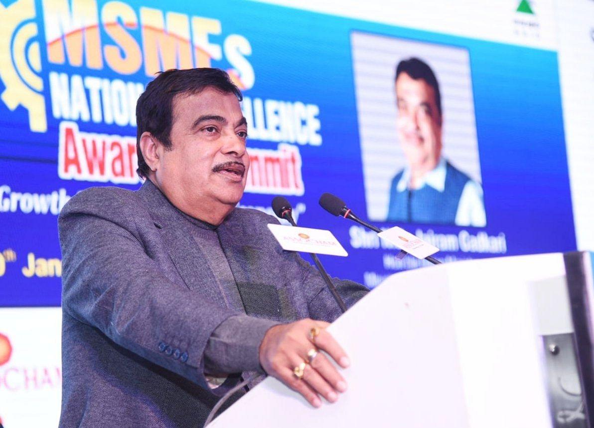 Government Focusing On Khadi, Village Industries To Boost Job Creation: Gadkari