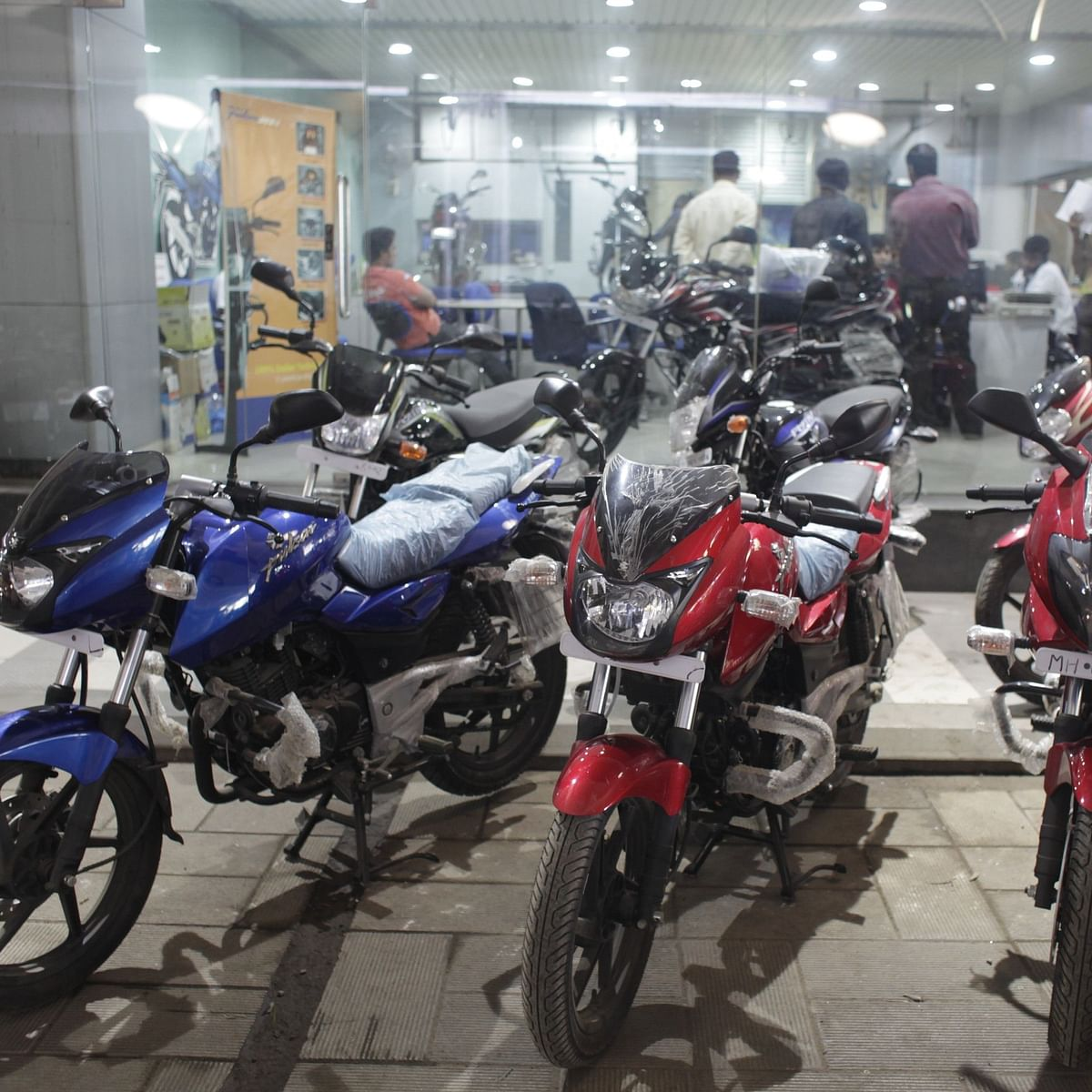 Two-Wheeler Retail Sales Fall For Fourth Straight Month