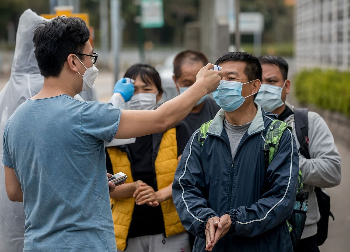 China Wants to Patent Gilead's Experimental Coronavirus Drug