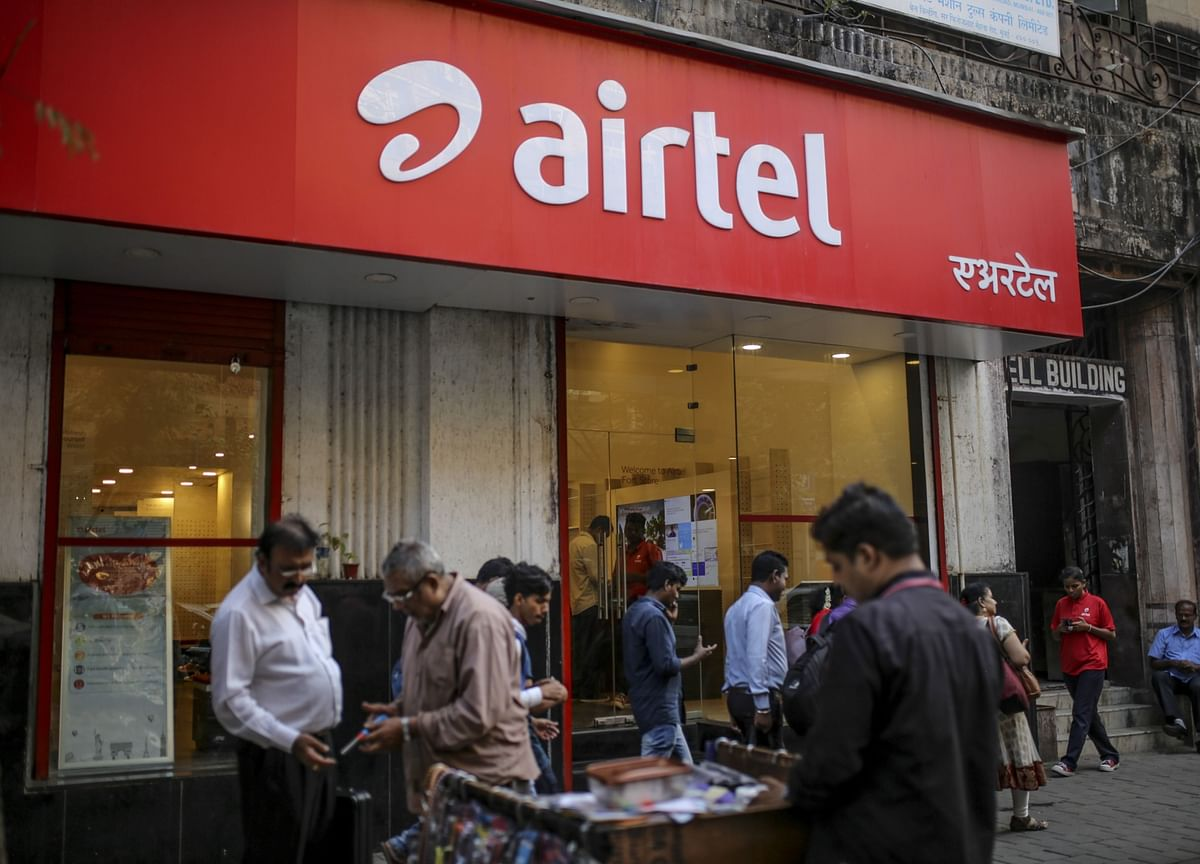 Bharti Airtel Pays Rs 10,000 Crore AGR Dues To Telecom Department