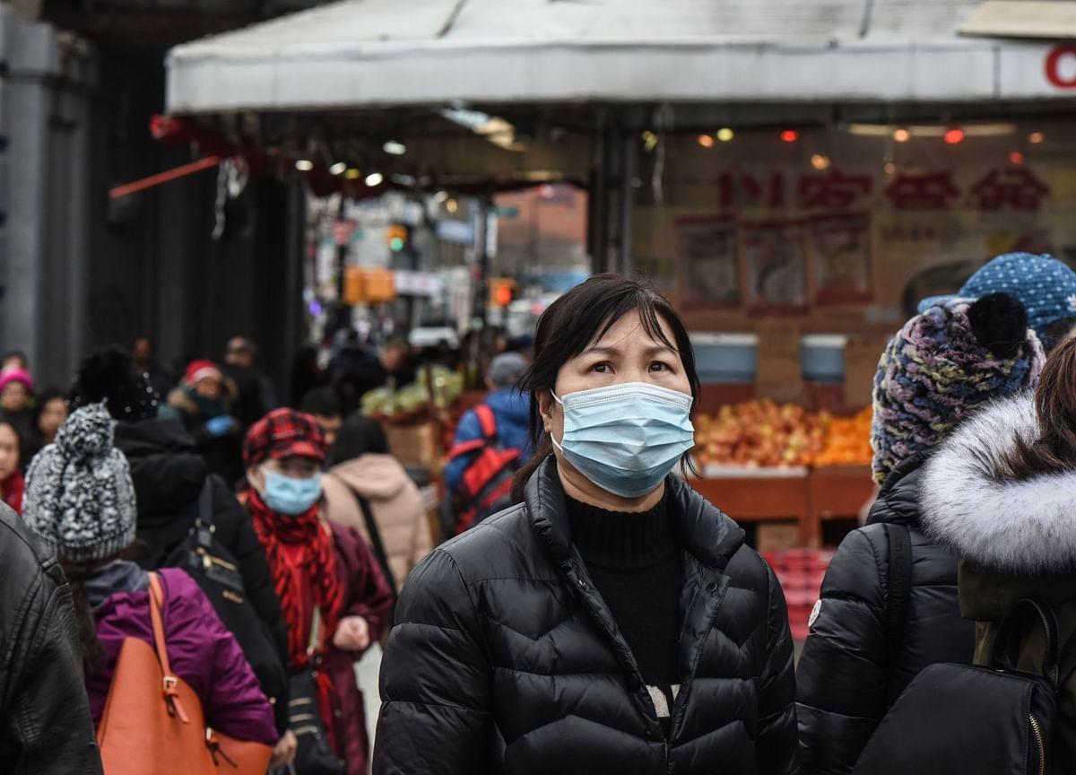 Coronavirus Deaths Eclipse Global Toll From SARS