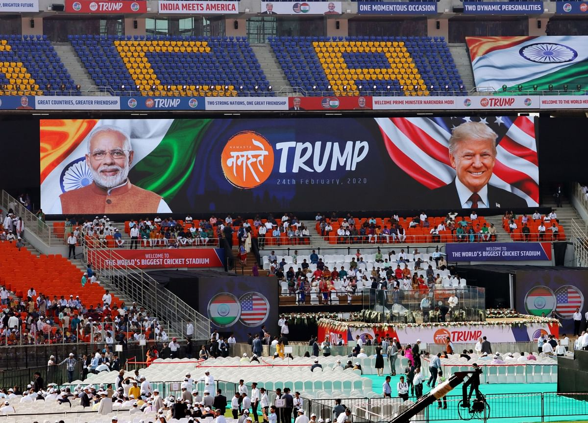 Trump Hails Stronger India Ties With an Eye to Countering China