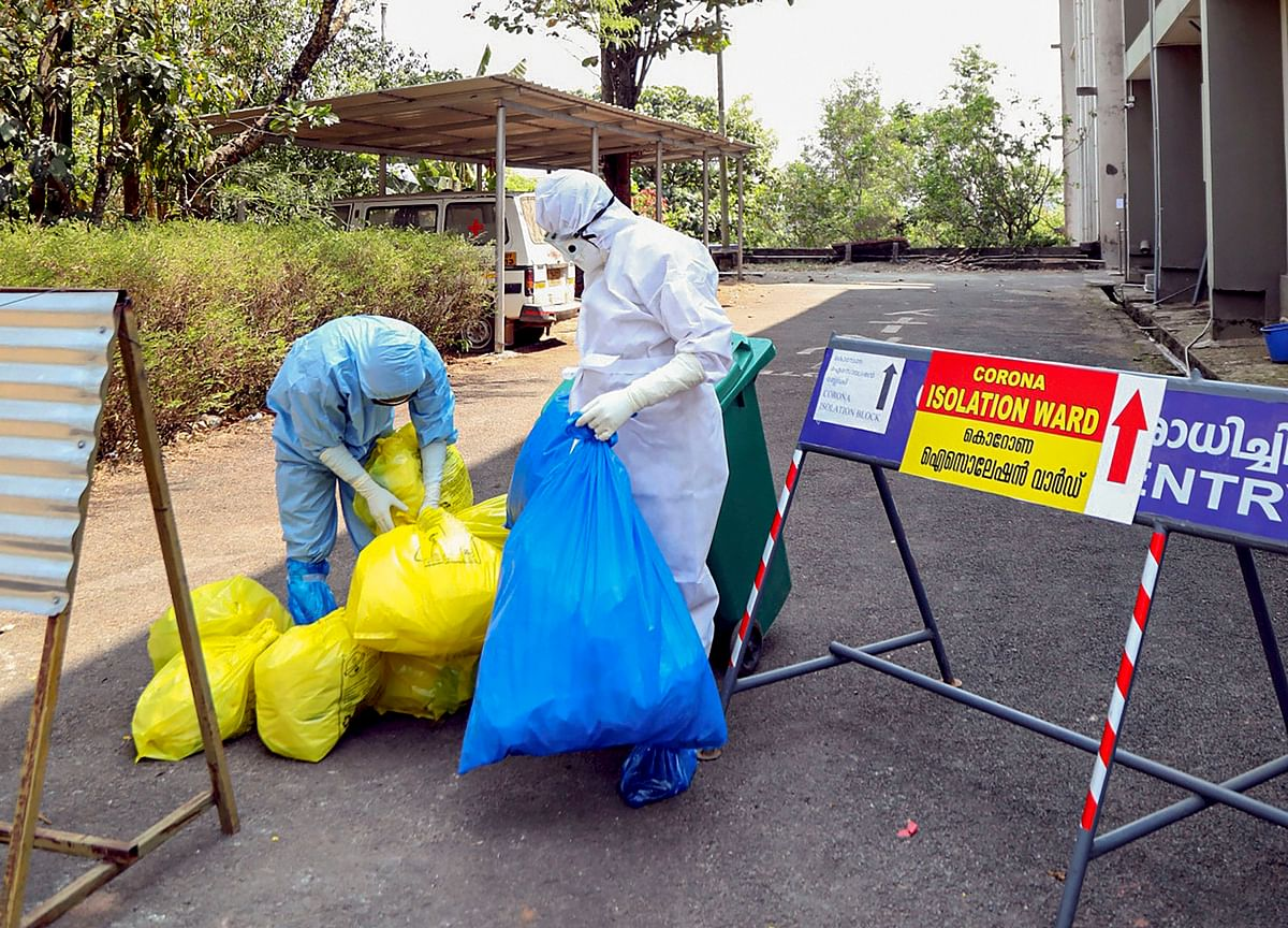 Kerala Government Declares Coronavirus As 'State Calamity'