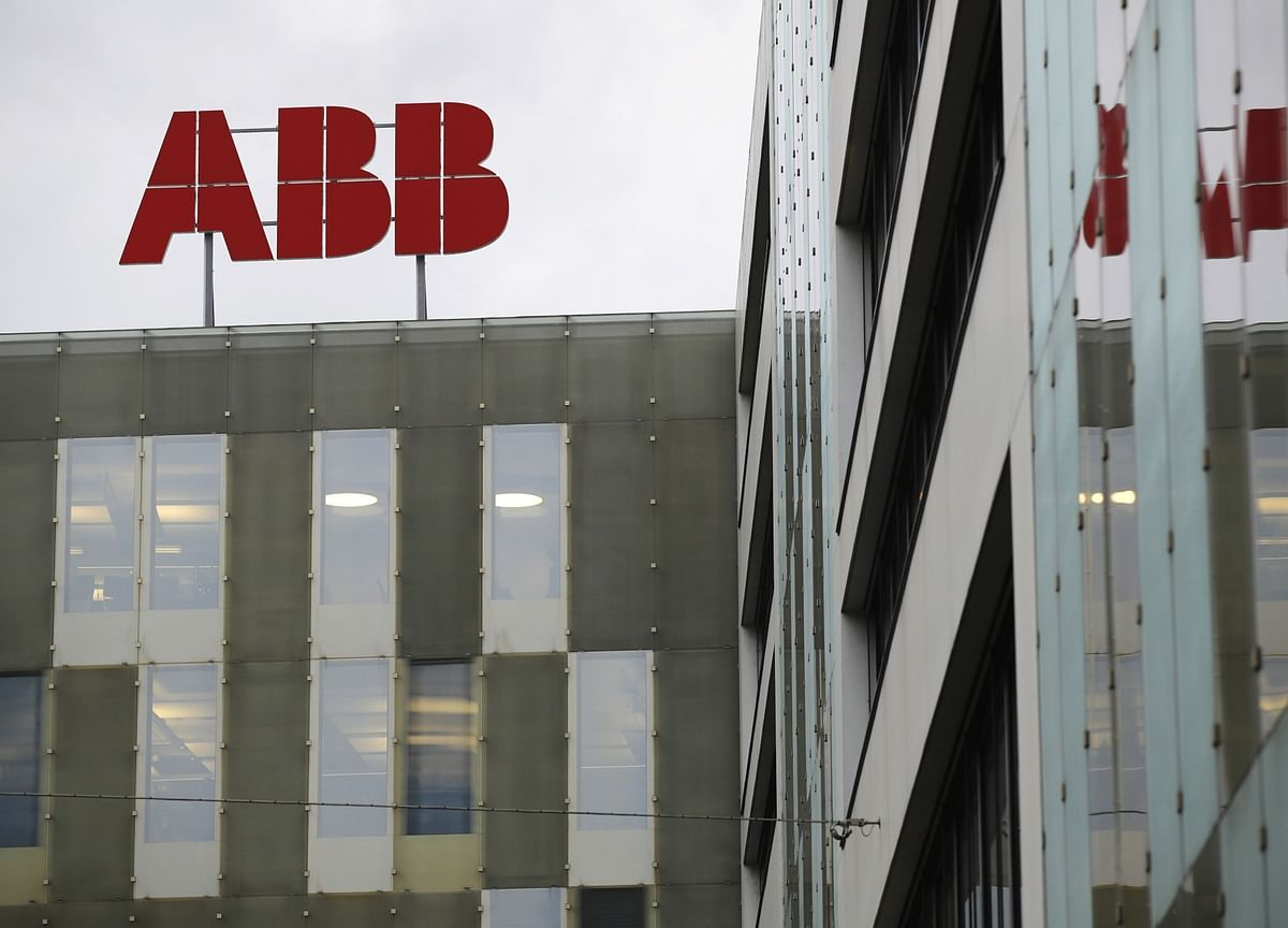 ABB Posts Profit Growth