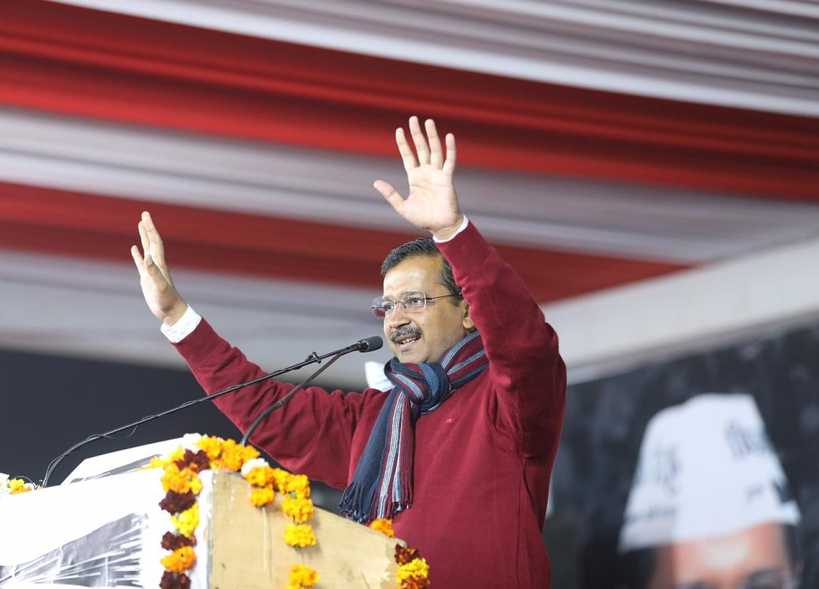 'Absolutely Shocking': Kejriwal On Election Commission Not Releasing Voter Turnout