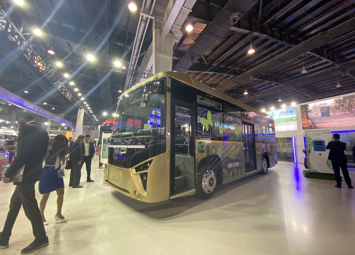 Auto Expo 2020: JBM To Invest Rs 500 Crore In Electric Bus Business