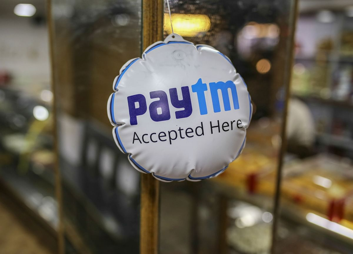 Paytm's FY20 Revenue Rises To Rs 3,629 Crore, Loss Narrows By 40%
