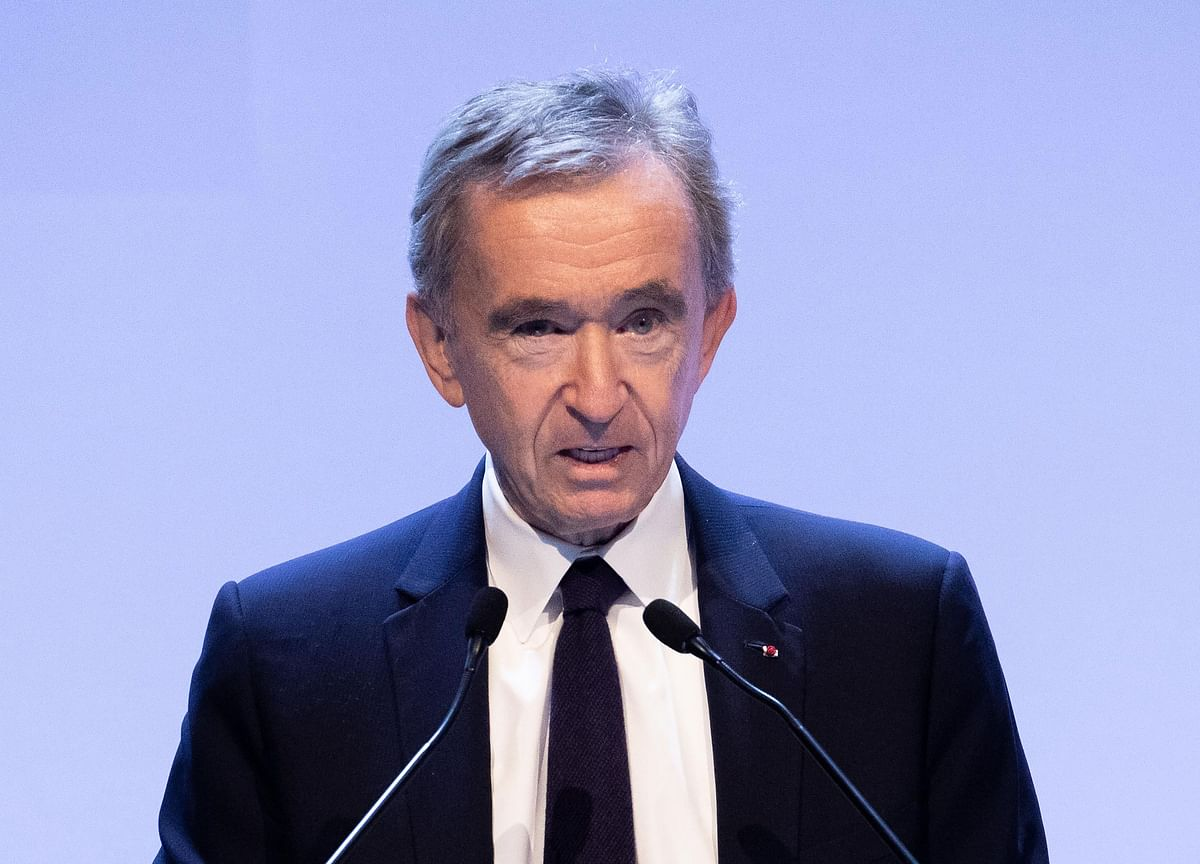 France's Richest Man Gets a Free Lunch From the ECB