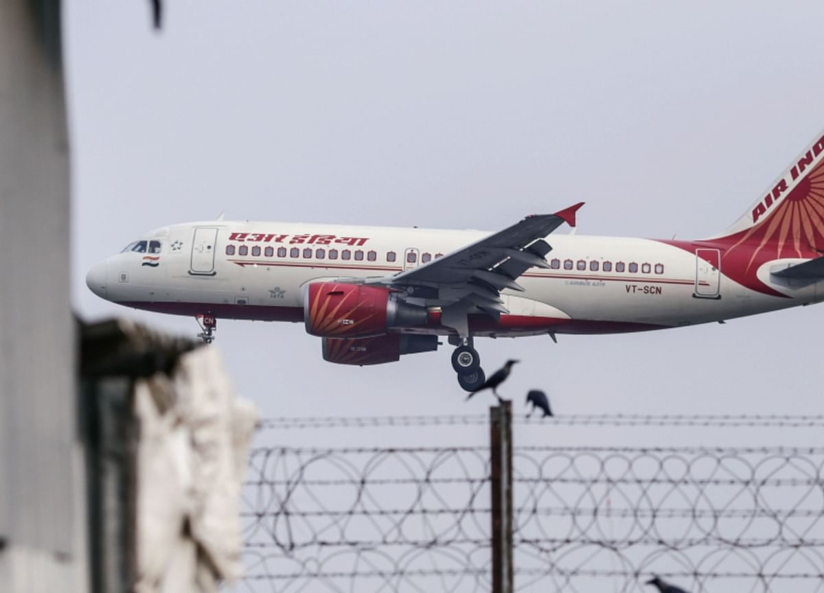 Air India Earned Over Rs 2,550 Crore Revenue From Vande Bharat Flights Till Aug. 31