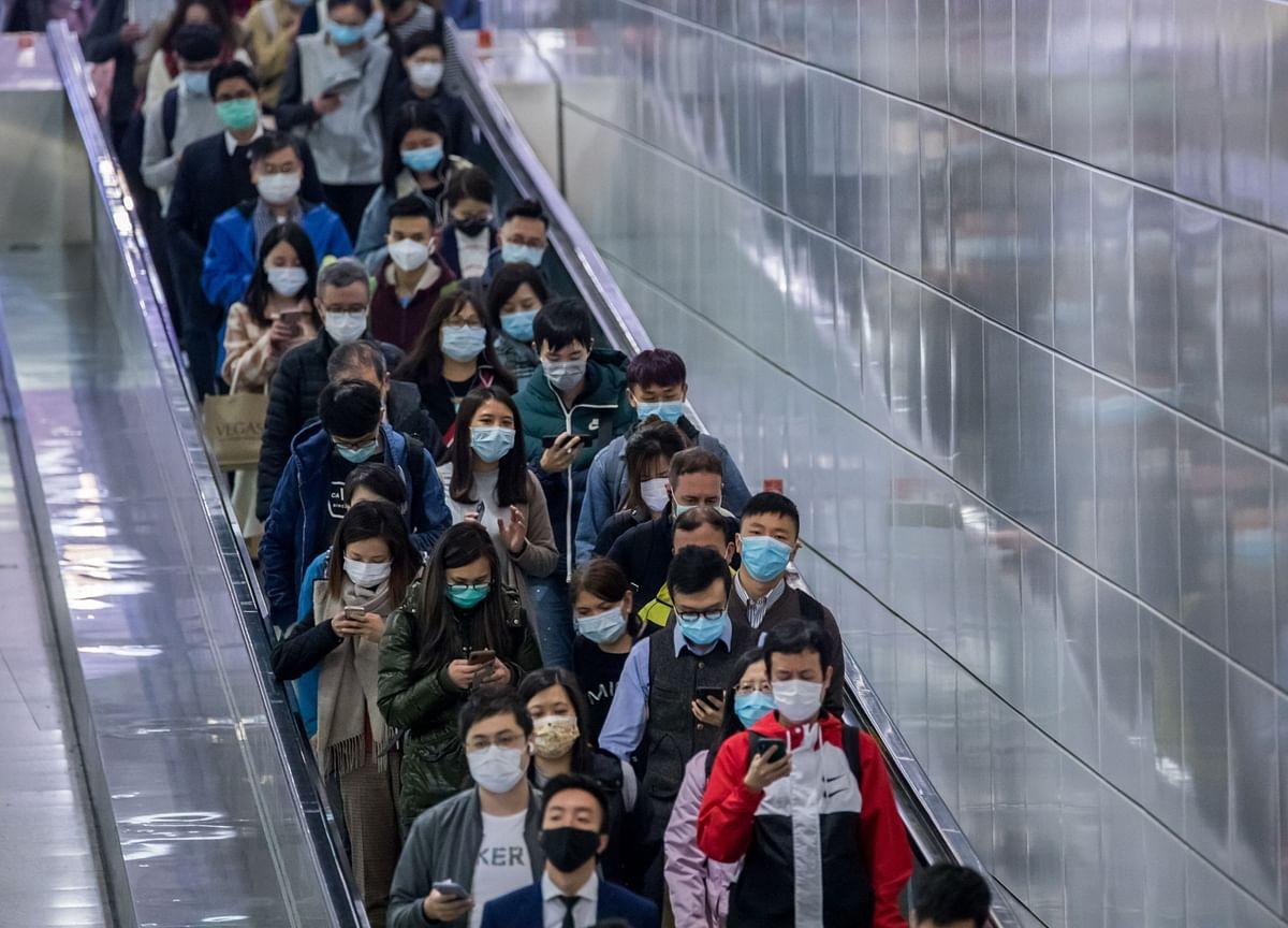 Singapore's Virus Budget Will Challenge Hong Kong