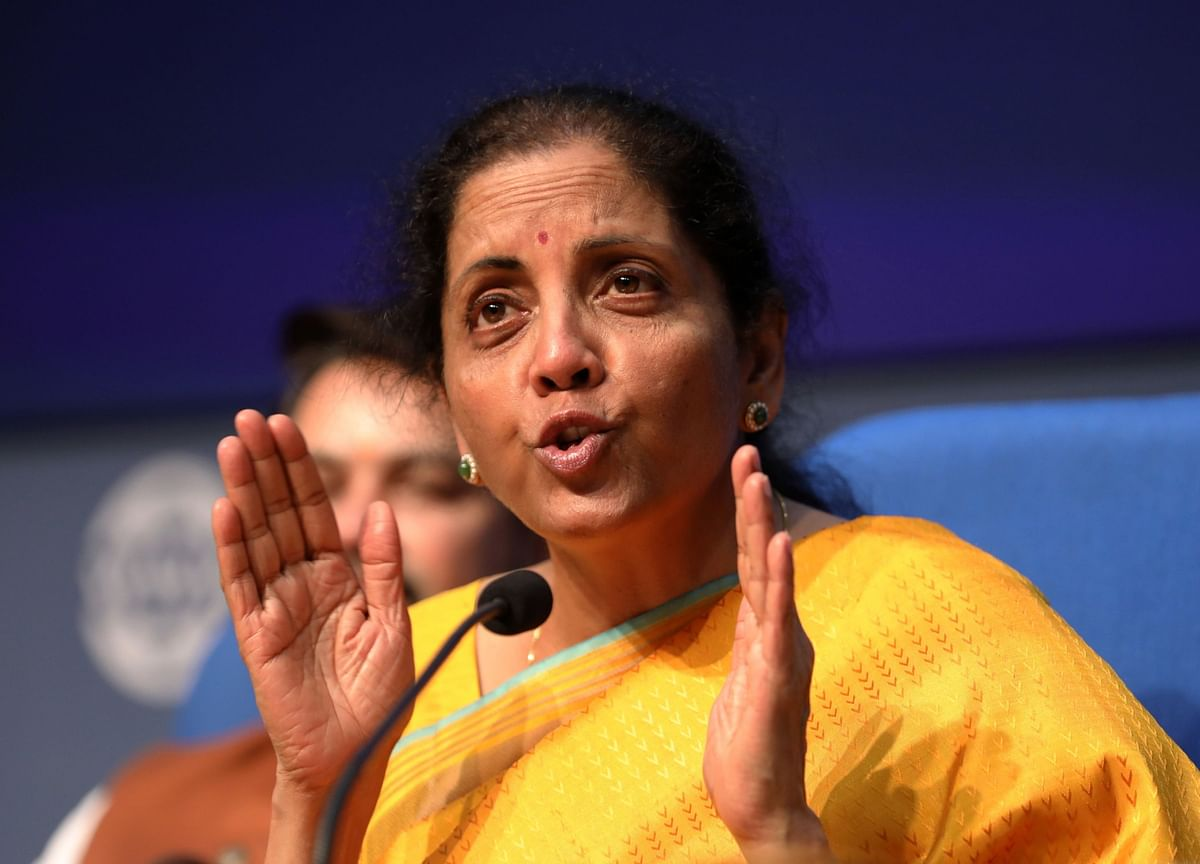 Finance Ministry Working On Financial Resolution And Deposit Insurance Bill, Says Sitharaman