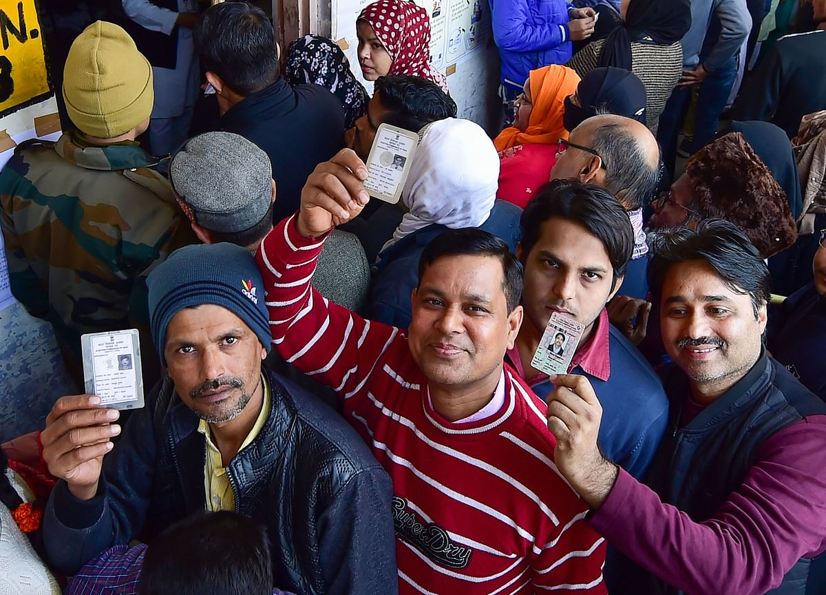Delhi Assembly Elections: Exit Polls Predict Easy Win For Aam Aadmi Party