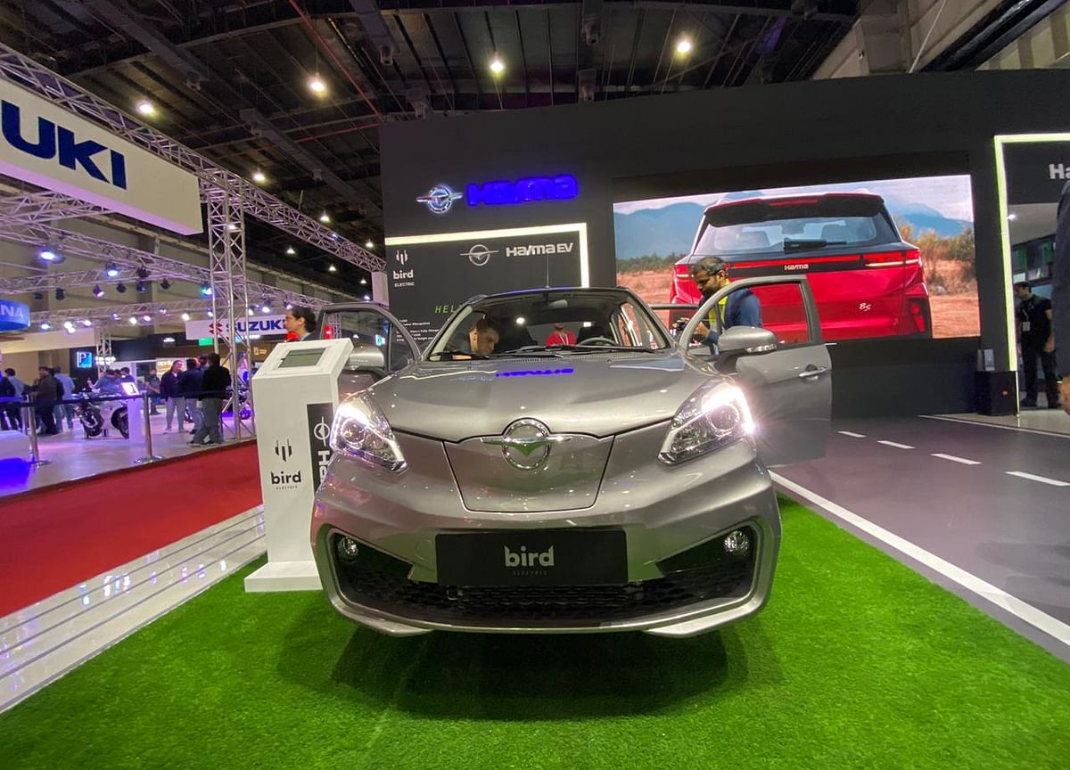 China's Haima Aims To Take On Tata, M&M With Its Sub-Rs 10-Lakh Electric Vehicle