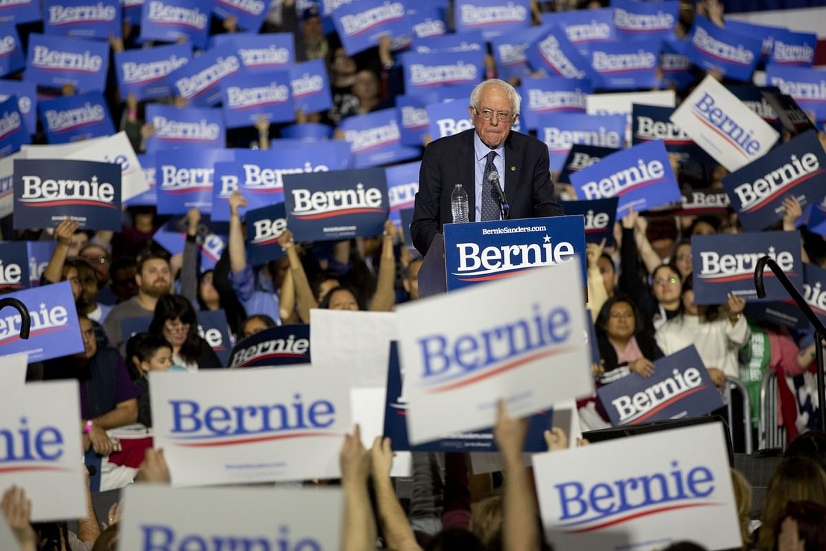 Is It Already Too Late to Stop Bernie Sanders?