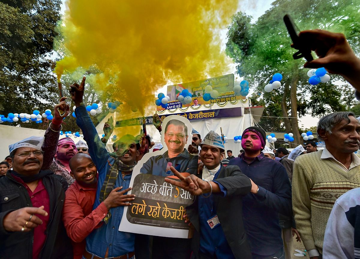 Delhi Results: Work, Not Worship, Says The Voter
